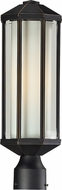 Z-Lite 526PH-ORB Cylex Oil Rubbed Bronze 18.8  Tall Outdoor Lighting Post Light