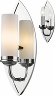 Z-Lite 6001-1S Jaula Chrome Wall Sconce