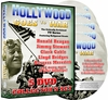 HOLLYWOOD GOES TO WAR 5 DVD COLLECTOR SET- 25 Hours!!