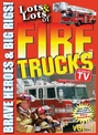 LOTS and LOTS of  FIRE TRUCKS DVD Vol. 1 - Brave Heroes  Big Rigs -  BLACK FRIDAY PRICE! BUY NOW!