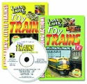 LOTS and LOTS of TOY TRAINS 2 DVD Set Plus FREE  Audio CD - As Seen On TV! - Offer Not In Stores!