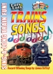 LOTS and LOTS of TRAINS- SONGS FOR KIDS DVD-New!