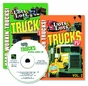 LOTS and LOTS of TRUCKS 2 DVD Set  Plus FREE  Audio CD -  As Seen On TV! - Offer Not In Stores!