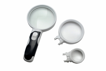 LED Magnifiers - Interchangeable