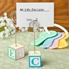 Baby Block Place Card Holders
