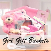 Girl Gift Baskets