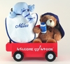 Baby Wagon Gift Set for Boys