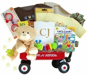 Baby's First Teddy Bear Gift Set ( Can be personalized)
