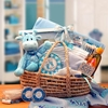 Baby Boy Grand Celebration Basket