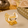 Crystal Baby Carriage Favor