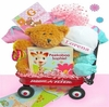 My First Teddy Bear Wagon For Girls