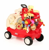 Little Red Wagon Gift Set