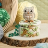 Owl Design Keepsake Box