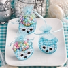 Owl Shaped Party Favor Baskets