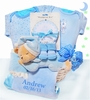 Personalized Baby Boy Nap Time Gift Basket