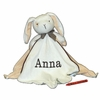 Personalized Super Soft Bunny Blanket