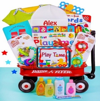 play and learn wagon gift