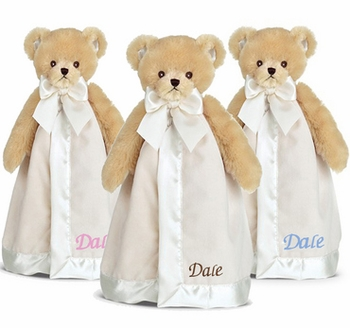 Personalized Teddy Blanket