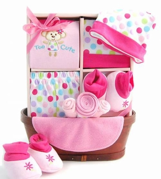 Sweet Little Baby Girl Collection (Out of Stock until April)