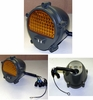 Front Composite Light LED (383 Green Housing), 11614156LEDG