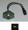"""Transmission"" Warning  Indicator Light For HMMWV, 12460092-2"