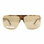 Balenciaga Gold Women's Sunglasses BAL0070/S