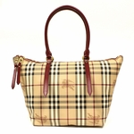 Burberry Haymarket Colours Small Salisbury Tote 3882557