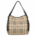 Burberry Haymarket Small Canterbury Tote 3888778