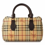Burberry Nova Check Boston Bag 3459917