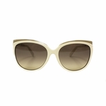 Fendi Cream / Khaki Sunglasses FS5283