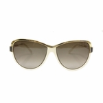 Fendi Cream Sunglasses FS5331
