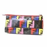 Fendi Large Multi Color Cosmetics Case 7N0038