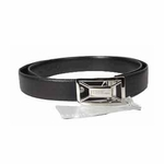 Ferre Milano Pebbled Leather Belt 9002
