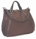 Gucci Convertible Abbey Tote Brown 268641