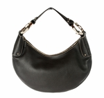 Gucci Bamboo Hobo Black 211519