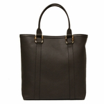 Gucci Bamboo Top Handle Large Brown Leather Portfolio Business Tote Bag 339547