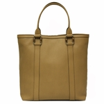 Gucci Bamboo Top Handle Large Tan Leather Tote Bag 339547