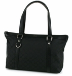 Gucci Black Abbey Tote 268640