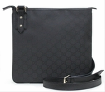 Gucci Black Messenger Bag 257246