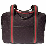 Gucci Black Red Green Laptop Cases 189753