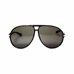 Gucci Black Tortoise Sunglasses 276323