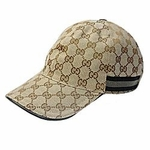 Gucci Brown Baseball Cap 200035