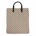 Gucci Brown/Beige Tote 272347