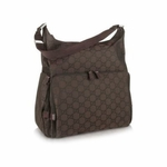 Gucci Brown Diaper Bag 112249