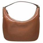 Gucci Brown Leather Hobo Bag 231819