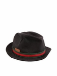 Gucci Canvas Fedora Hat 282841