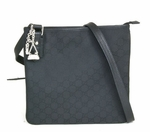 Gucci Charms Messenger Bag Black 268620