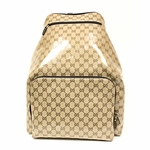 Gucci Backpack Beige/Brown Logo 179606