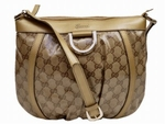 Gucci Crystal  Messenger Bag 265691