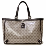 Gucci D Ring Crystal Tote 293580